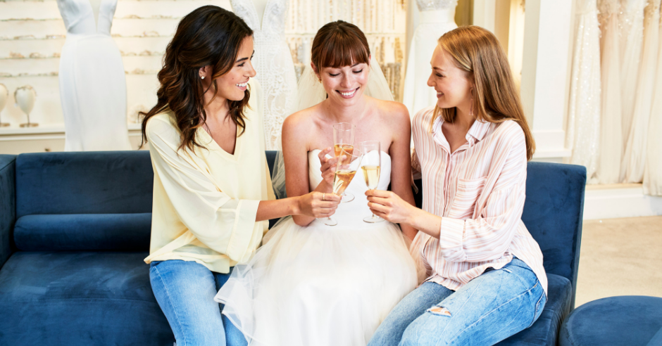 Best Wedding Dress Styles For Petite Bride-to-be
