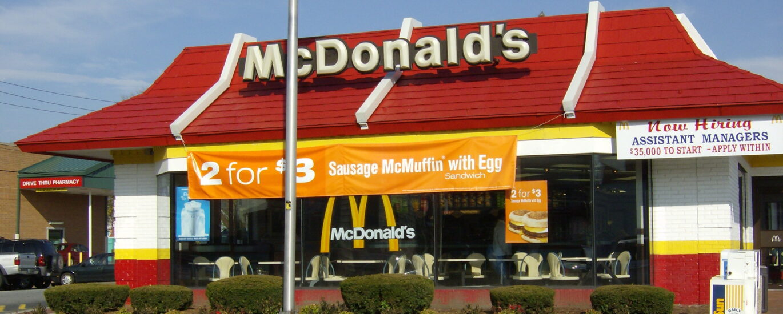 McDonald's Consumer Fulfillment Study