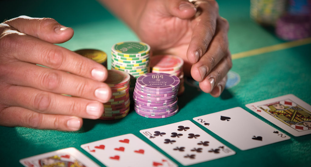 Attributes Of Online Online Poker