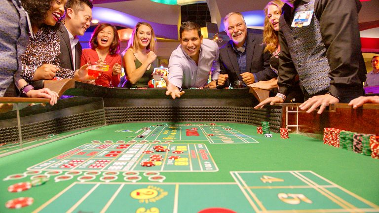 Is It Time to speak More About Casino?