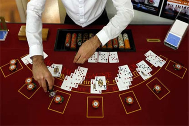 Quick Story: The reality About Casino