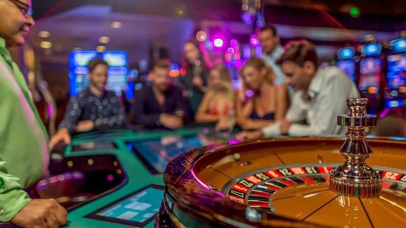 My Life, My Job, My Profession: How Five Simple Casino Helped Me Succeed