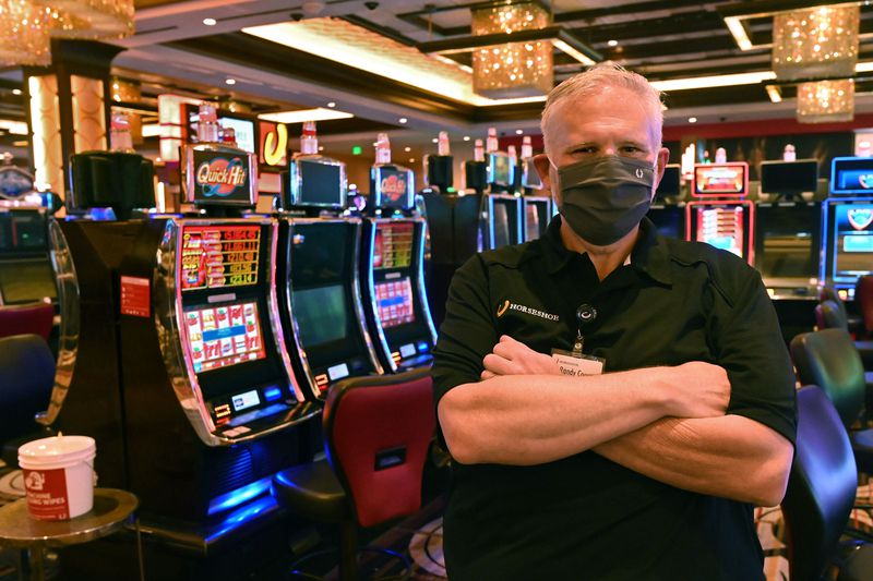 Four Strange Facts About Casino Game