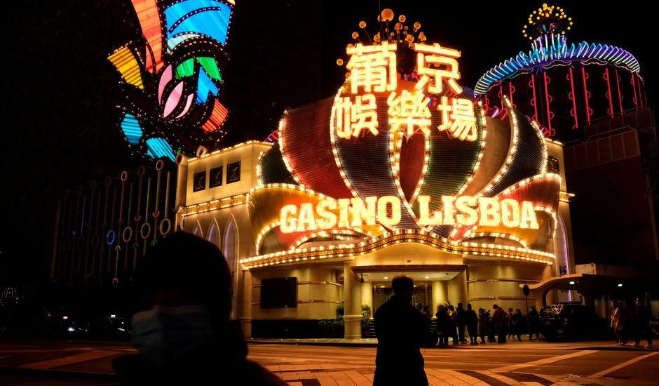 Right here Is What It is best to Do For your Casino